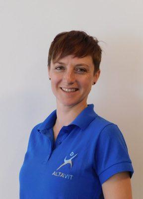 Sandra Schmid Masseurin & med. Bademeisterin, Sportphysiotherapeutin