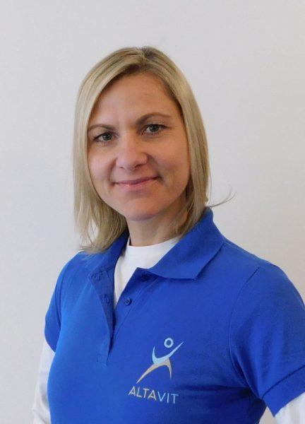 Susanne Melpigniano Physiotherapeutin