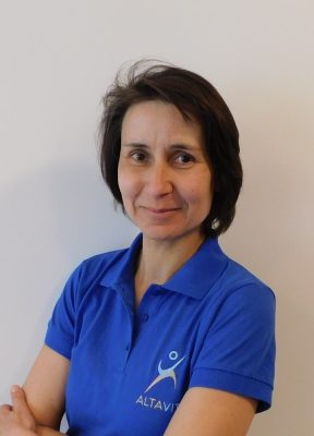 Ulrike Wagner Physiotherapeutin