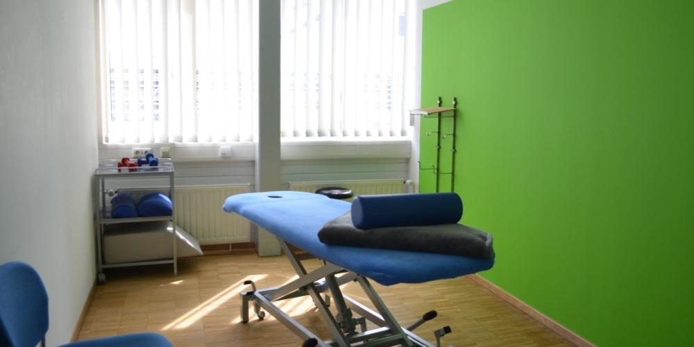 ALTAVIT Physiotherapie im BMW Werk Regensburg
