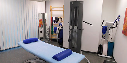 Physiotherapie München BMW fiz