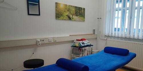 Physiotherapie München BMW Werk