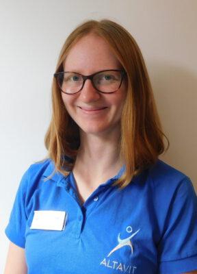 Natascha Seitz Physiotherapeutin