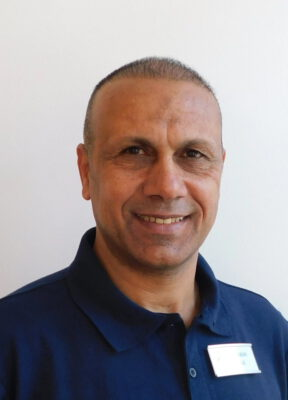 Dr. Salah Abed Gahlul Physiotherapeut Sportwissenschaftler
